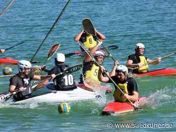 Bilder vom 20. Internationalen Bodenseeturnier im Kanu-Polo in Radolfzell | SÜDKURIER Online - SÜDKURIER Online
