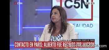 Claudia Neira habló sobre la causa de Iron Mountain - El Intransigente