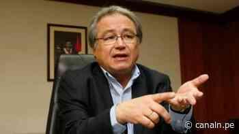 Walter Albán solicitó información al Tribunal Constitucional sobre Susana Távara - Canal N