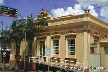 Processo seletivo Prefeitura Municipal de Santa Cruz do Rio Pardo - - Pontua Concursos