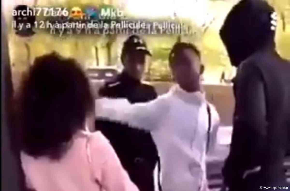 Boussy-Saint-Antoine : l'ado filmé en train de frapper des adolescentes convoqué au tribunal - Le Parisien
