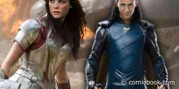 Did Jaimie Alexander Just Tease Lady Sif's Return in Loki? - Comicbook.com