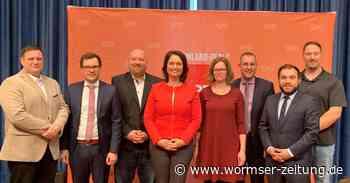 Landtagswahl 2021: SPD der VG Monsheim nominiert Anklam-Trapp - Wormser Zeitung