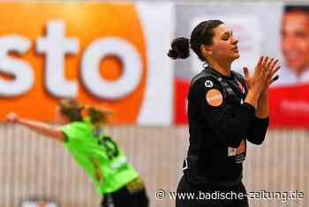 TSV Nord Harrislee spielt zu abgeklärt für die HSG Freiburg - Handball 2. Bundesliga - Badische Zeitung