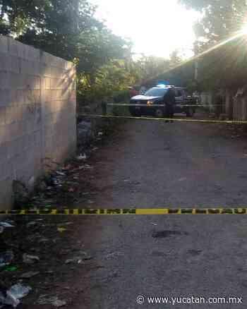 Tragedia en Chemax - El Diario de Yucatán