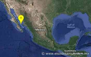 Sismo de magnitud 4.8 sacude a Loreto, Baja California Sur - El Sol de San Luis