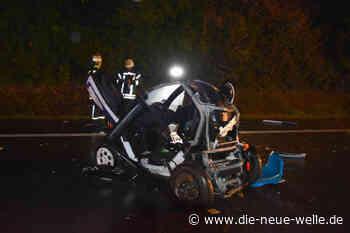 25-Jähriger stirbt bei schwerem Unfall auf B36 in Eggenstein-Leopoldshafen - die neue welle