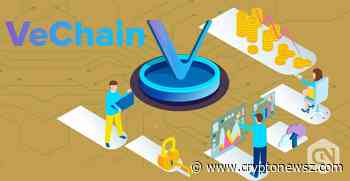 VeChain (VET) Registers Moderate Fall Amidst Heavy Fluctuation - CryptoNewsZ