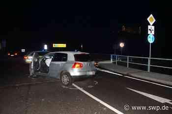 Unfall B10 Uhingen: Beim Abbiegen die Vorfahrt missachtet - SWP