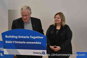 Anti-trepass bill touted by Ontario's agriculture minister - Clinton News Record