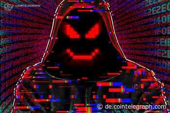 VeChain: 6,6 Mio. US-Dollar in VET-Token bei Hackerangriff gestohlen - Cointelegraph Deutschland