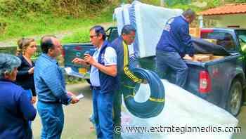 El invierno ha afectado varias familias en Cogua, San Bernardo y Tibacuy, en Cundinamarca - Extrategia Medios