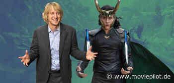 Neue Marvel-Serie: Owen Wilson übernimmt große Rolle in Loki - Moviepilot