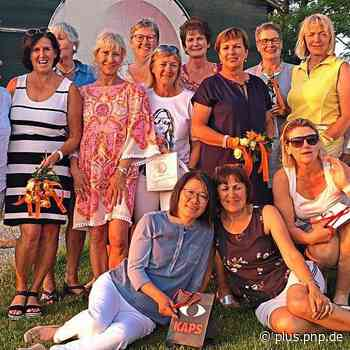 Ladies golfen für Donum Vitae - PNP Plus