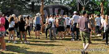 Wedemark - Kick-off für das Waves Open Air Festival im Spaßbad - Neue Presse