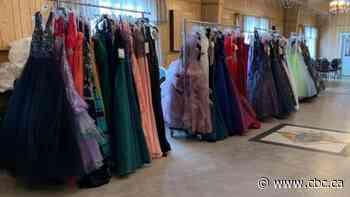 Sudden closure of Clarenville dress shop leaves brides and grads scrambling - CBC.ca