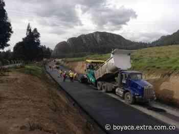 Tome sus previsiones: Cerrarán la vía Lenguazaque y Guachetá por mantenimiento - Extra Boyacá