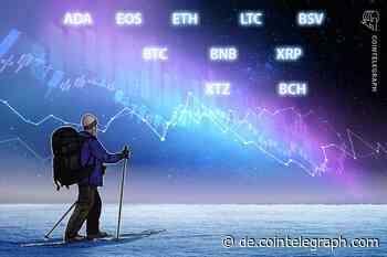 Kursanalyse, 5. Februar: BTC, ETH, XRP, BCH, BSV, LTC, EOS, BNB, ADA, XTZ - Cointelegraph Deutschland