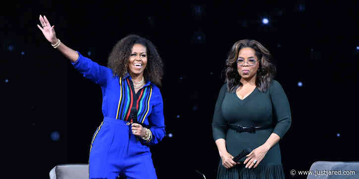 Michelle Obama Opens Up to Oprah About Her Marriage & Life After the White House