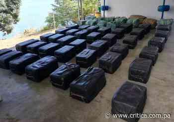 Incautación millonaria de droga en Punta Burica [Video] - Crítica