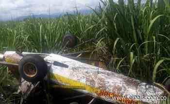 Piloto muere tras accidente de una avioneta en zona rural de Bugalagrande - El País – Cali