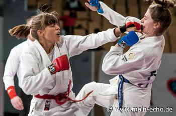 Ju-Jutsu-Ass Franziska Freudenberger muss sich nur der Weltmeisterin beugen und holt WM-Bronze - Main-Echo