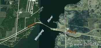 Lac du Bonnet Area Bridge Over Winnipeg River Reopens - ChrisD.ca