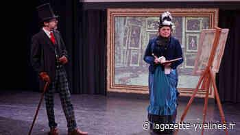 L'impressionnisme au cœur d'une pièce de théâtre - La Gazette en Yvelines