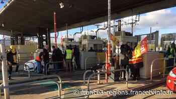 Puy-de-Dôme : manifestation contre la réforme des retraites à Gerzat - France 3 Régions