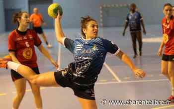 Handball (N3F): L' ACH (B) tombe à Eysines - Charente Libre