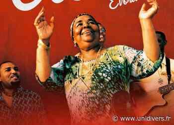 Concert hommage à Cesária Évora Salle du Vigean – Eysines Eysines 30 janvier 2020 - Unidivers