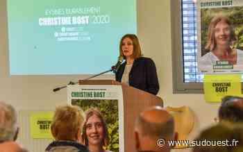 Eysines : Christine Bost s'engage pour un troisième mandat de maire - Sud Ouest