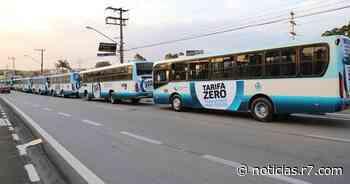 Vargem Grande Paulista começa programa de tarifa zero no ônibus - R7