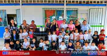 DIF Altamira ayuda a sana alimentación de estudiantes de la zona rural - Hoy Tamaulipas