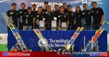 UT Altamira destacada en el Torneo Prenacional de Robótica VEX - Hoy Tamaulipas