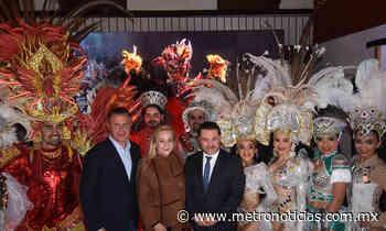 Altamira, Ciudad Madero y Tampico, unen esfuerzos en la realización del primer carnaval conurbado - Metro Noticias de Tamaulipas