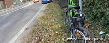 Ciclista travolta in via Roma a Gorle Vittima una donna di 73 anni: è grave - L'Eco di Bergamo