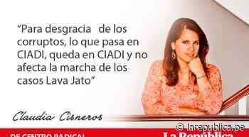 Odebrecht: ¡A por los corruptos! - LaRepública.pe