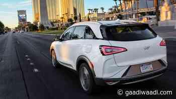 Hyundai Nexo FCEV India Launch Next Year, Showcased At Auto Expo - GaadiWaadi.com