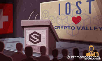 IOST (IOST) Foundation Push for European Expansion with ditCraft and Vault Wines Alliance - BTCMANAGER