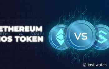 IOST Comparison Series: IOST vs Ethereum | Latest news for IOST developers and community members. - IOST Watch