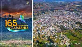 Cajamarca: Programa oficial del 165 aniversario de Cajabamba - Viajando por Perú