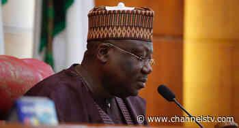 Senate President Condemns Attack On Emir Of Potiskum - Channels Television