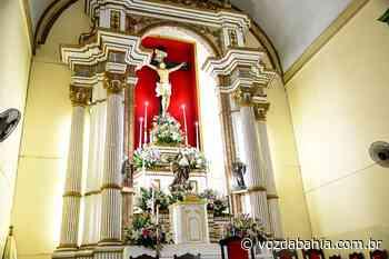 Município de Muritiba dá inicio as festividades do Senhor do Bonfim - Voz da Bahia