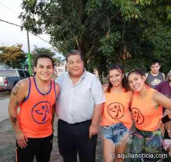 Zumba en Jose C. Paz - Aquí - Aquí La Noticia