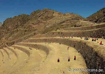 Disponen cierre temporal del Parque Arqueológico de Pisac por desborde de río | Panamericana TV - Panamericana Televisión