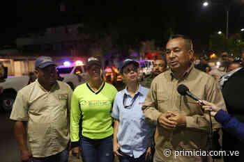 Recuperan avenida Libertador de Ciudad Bolívar - primicia.com.ve