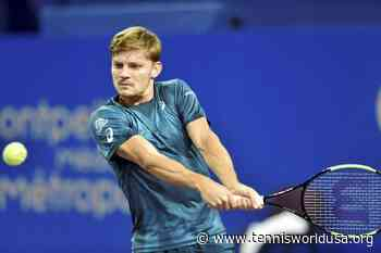 David Goffin on his 'not a great match' against Alexander Bublik - Tennis World USA