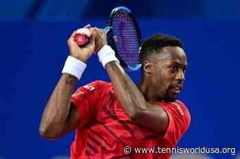 ATP Montpellier: Gael Monfils, David Goffin and Richard Gasquet reach quarters - Tennis World USA