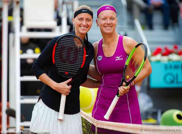 WTA St. Petersburg 2020 prize pools Kvitova or Bertens could shelve